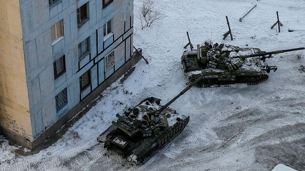 Conflito na Ucrânia: União Europeia manterá pressão sobre a Rússia