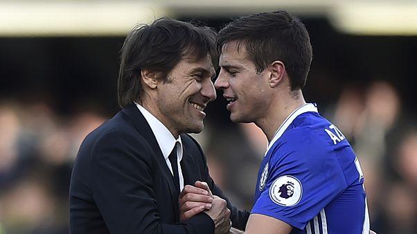 Calcio: Premier sempre più ai piedi di Conte, al Chelsea il derby con l'Arsenal