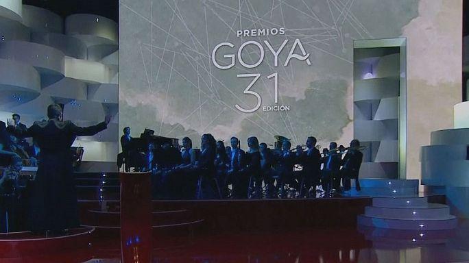 A Szólít a szörny tarolt a Goya-díjátadón