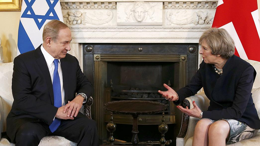 Netanyahu calls on Britain to join new sanctions against Iran