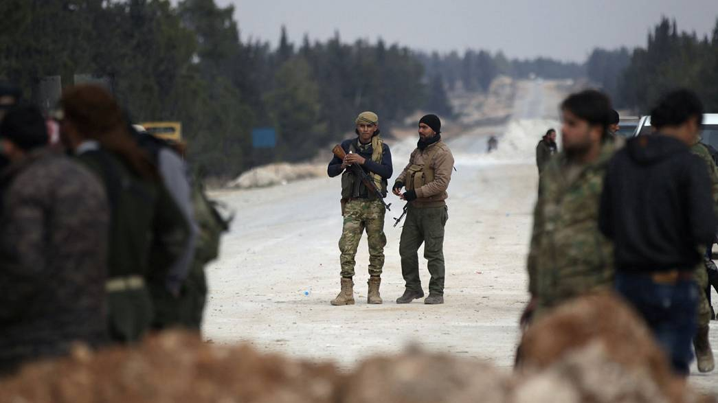 Syria: ISIL stronghold of al-Bab 'surrounded', supply routes 'cut off'