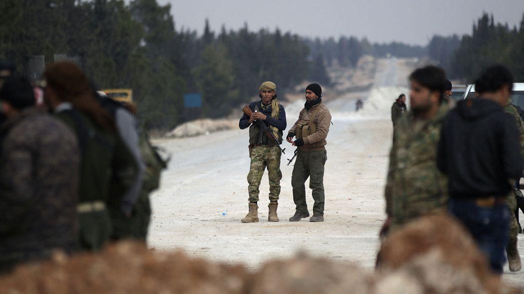 Suriye'deki ateşkes için üçlü mekanizma görüşmeleri sona erdi