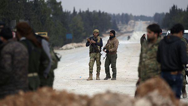 Siria: el grupo Estado Islámico sitiado en su feudo de Al Abab
