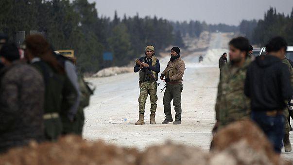 Bezárult a kör a szíriai al-Bab körül