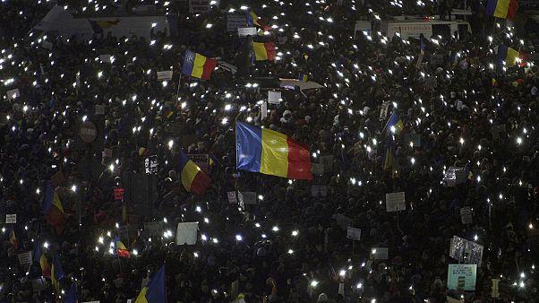 Le décret anticorruption a été abrogé mais la tension reste vive en Roumanie