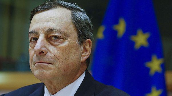""""""" دراجي"""" : المركزي الأوروبي لن يخفف الإجراءات البنكية"""