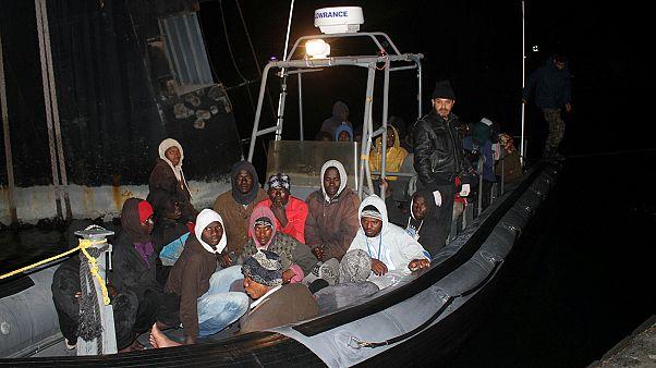 La UE pide a Libia que proteja a los inmigrantes en los centros de detención