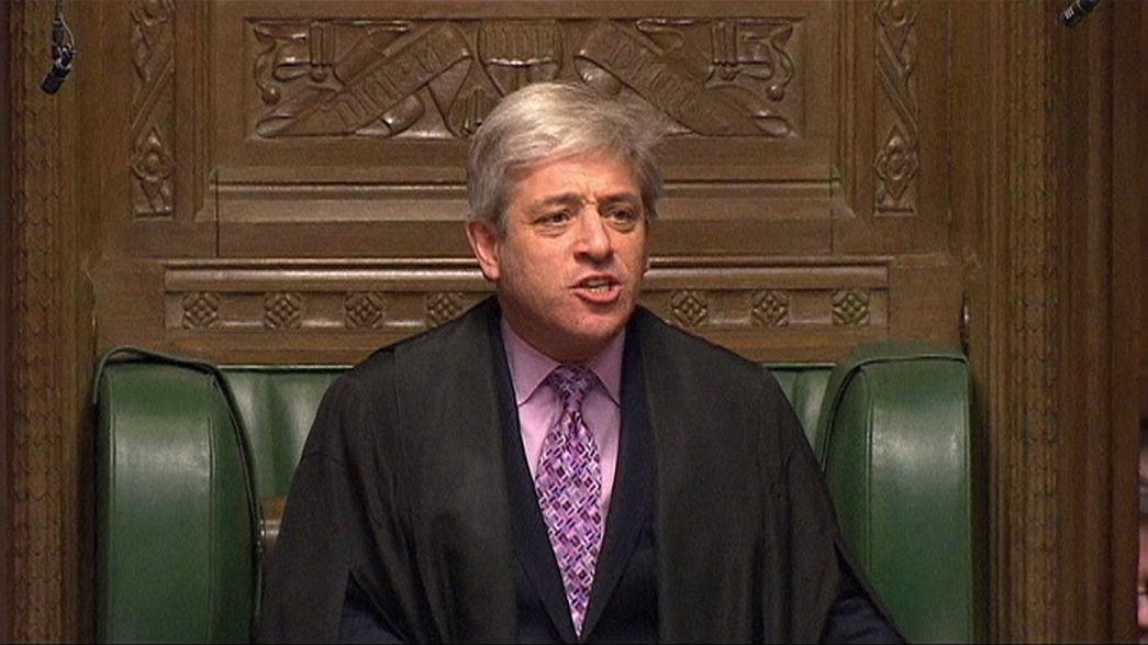 Speaker blocks Trump from addressing UK parliament