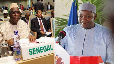 The Gambia thanks Senegal's Macky Sall for post-election intervention