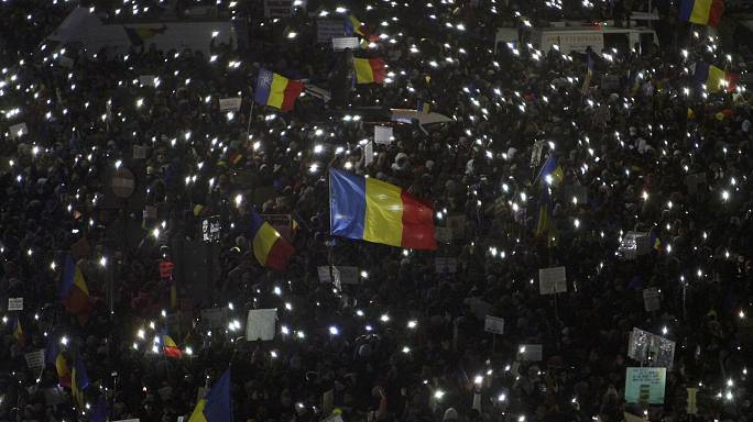 A battle for Romania's soul: view
