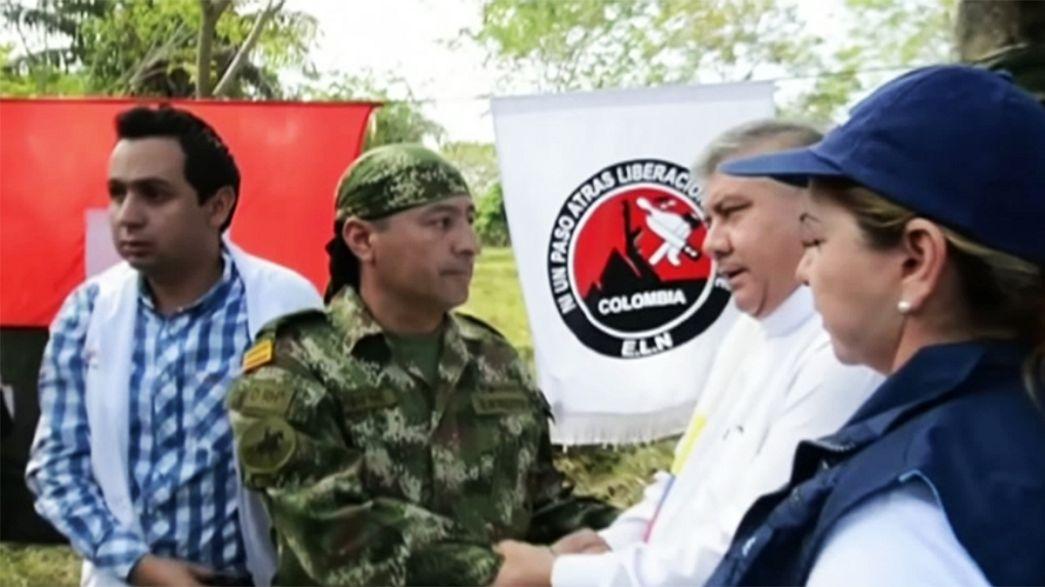 Власти Колумбии начинают переговоры с повстанцами АНО