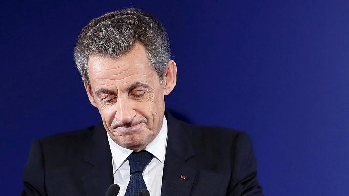 Former French President Sarkozy to 'stand trial' over illegal campaign financing