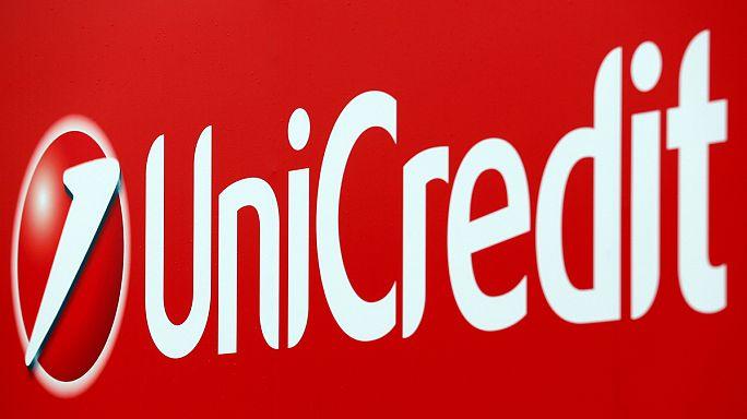 """بنك """"يونيكريديت"""" يعلن رفع رأس ماله، الأكبر من نوعه في ايطاليا"""