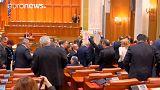 Roumanie : fronde au parlement