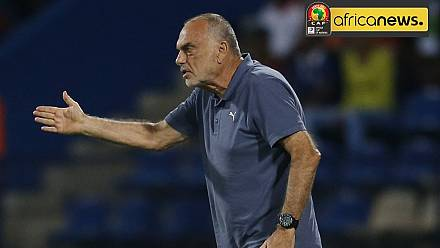 Ghana coach Avram Grant quits after 2-years in charge