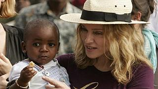 Madonna gets court permission to adopt 4-year-old Malawian twins