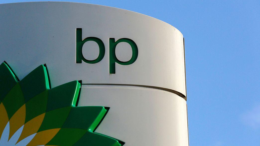 BP regressou aos lucros em 2016