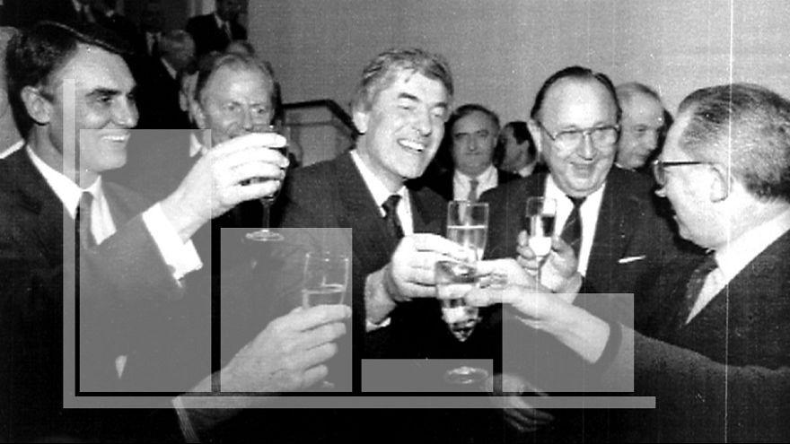 25 Jahre EU: die Union in Zahlen