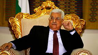 Abbas says Israel is building a single, apartheid state