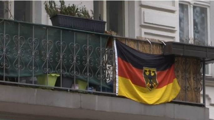 German launch raids against Third Reich supporters
