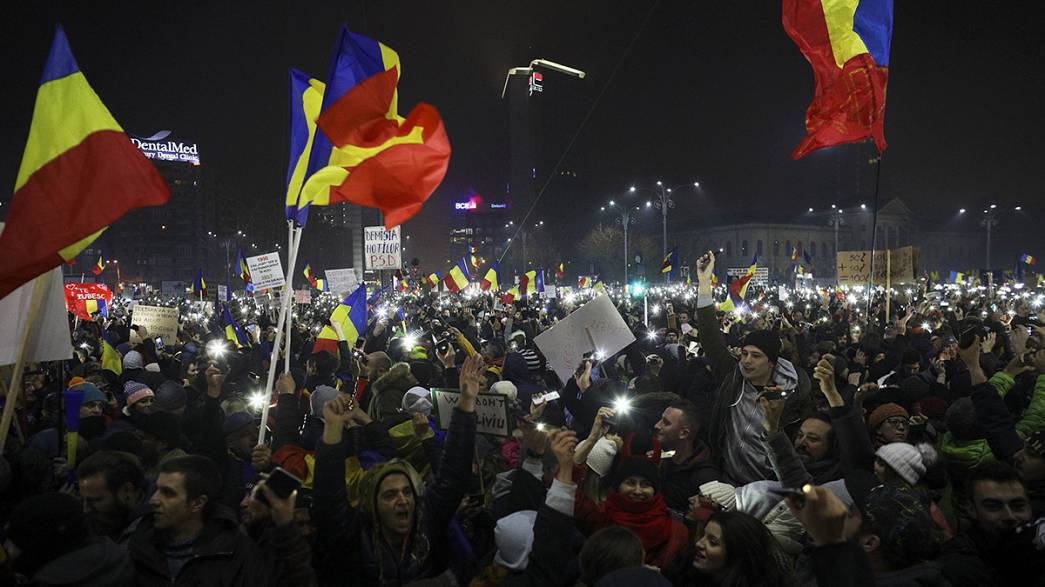 Laws should be made in parliament, not on the streets of Bucharest: View