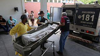 Власти Бразилии направили военных в штат, где бастуют полицейские
