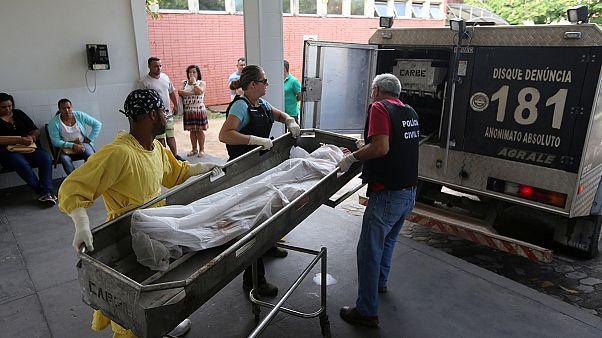 کاهش ناآرامیها با مداخله ارتش در ایالت اسپیریتو سانتوس برزیل