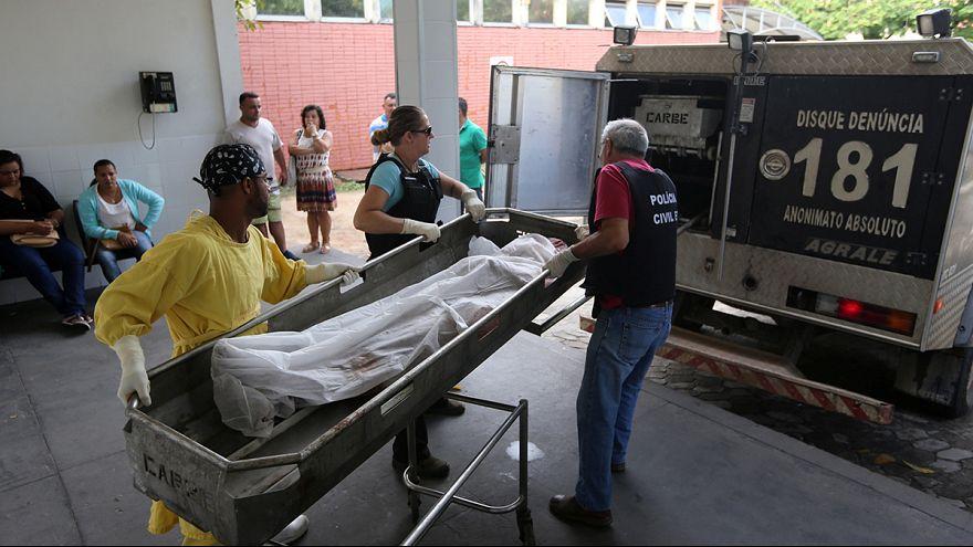 Brasil: Governo envia exército para travar violência em Espírito Santo