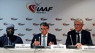La Russie privée des Mondiaux d'athlétisme