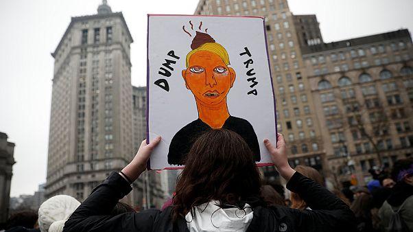 """Trump: media insorgono contro lista attentati, """"mal raccontati e pieni di errori"""""""