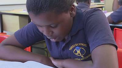 South African school integrates migrants into the system