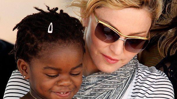 Nach Zwist: Madonna darf zwei weitere Kinder aus Malawi adoptieren