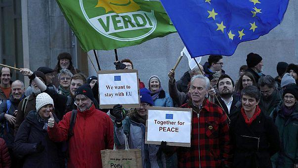 Vor Abstimmung im britischen Unterhaus: Schottischer Widerstand gegen Brexit-Antrag