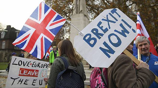 Brexit-Gesetz: Unterhaus stimmt für simples Ja/Nein-Votum nach Verhandlungen