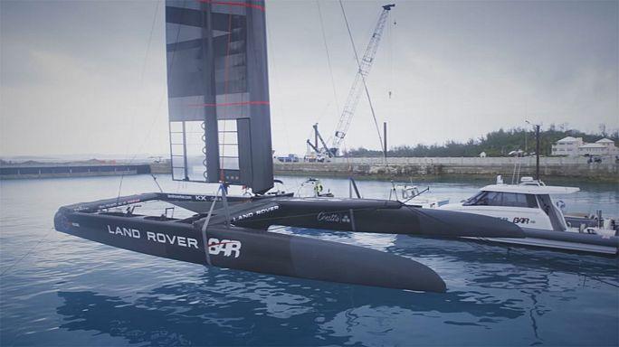 كأس امريكا للقوارب الشراعية: لاند روفير يطمح لتحقيق الفوز الأول له في المنافسة العريقة