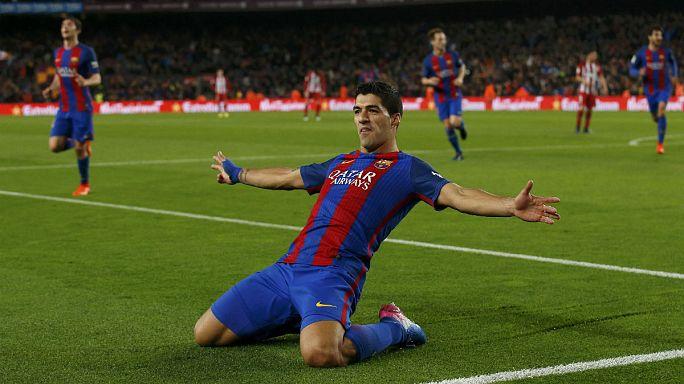 El Barcelona, primer finalista de la Copa del Rey