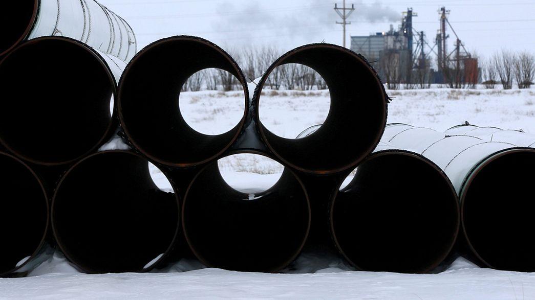 США: «индейский нефтепровод» будет достроен