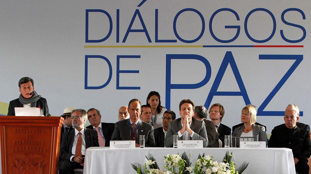Colômbia: Governo e última guerrilha ativa começam diálogos para a paz