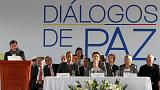 Colombie : début des pourparlers de paix entre le gouvernement et l'ELN