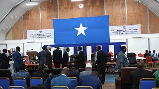 Top contenders in Somalia's 'airport' presidential polls