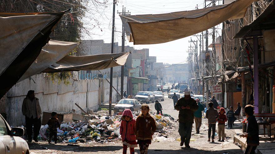 Musul'da DAEŞ'ten geri alınan yerlerde yaşam normale dönüyor