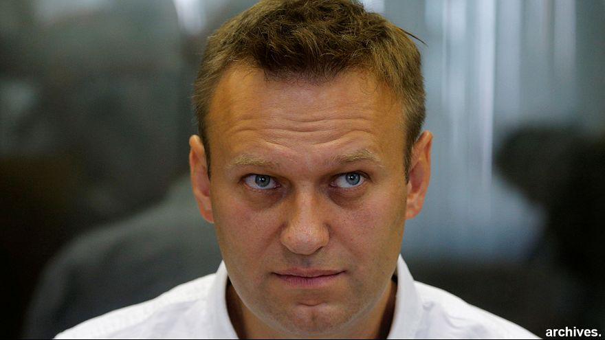 """Навальный: пять лет условно по делу """"Кировлеса"""""""