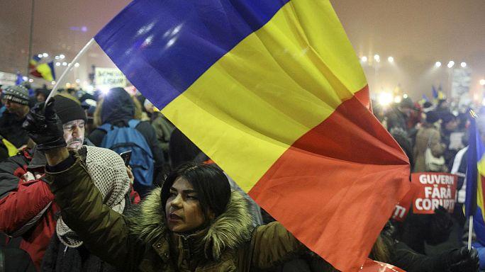 Mért tüntetnek még mindig a románok?