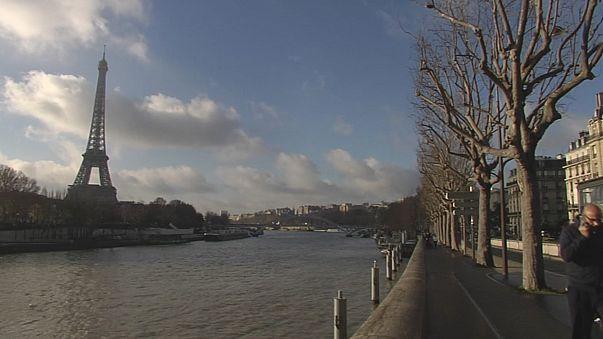 Gyengébb január után javuló februárra számít a francia gazdaság