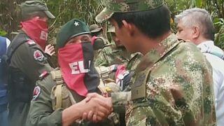 Kolombiya barışın tadını aldı: FARC'ın ardından ELN de masada