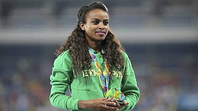 Ethiopia's Dibaba breaks 19-year-old 2,000m indoor world record