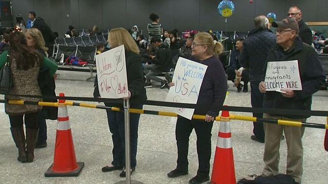 Trump rendelete miatt csökkent az Egyesült Államokba utazók száma