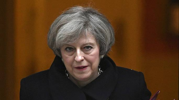 May reiterates no veto for Scots on Brexit