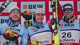 اسکی آلپاین: اریک گای فاتح مسابقه سوپرجی سوئیس شد