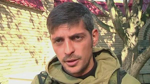 Separatist commander killed in east Ukraine